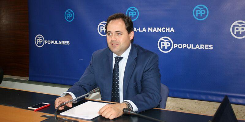 Núñez pone en un compromiso a Page Debe decir públicamente que ha roto con Podemos para hablar de presupuestos