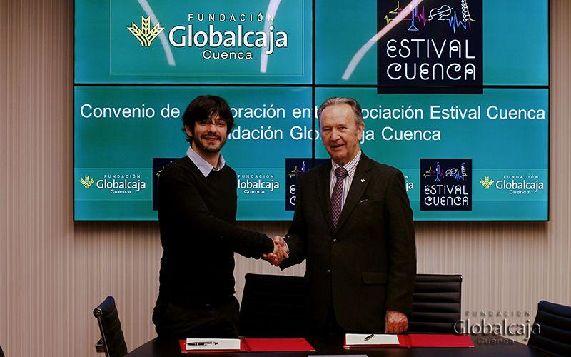 Nuevo apoyo de la Fundación Globalcaja a Estival Cuenca