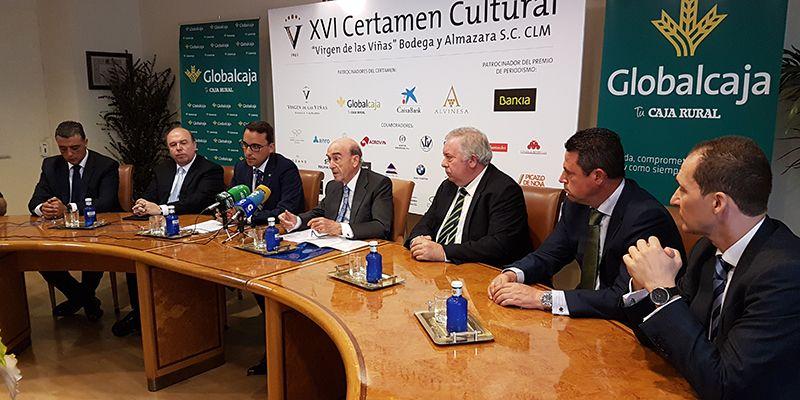 Presentado el XVI Certamen Cultural de Pintura y Periodismo Cooperativa Virgen de las Viñas