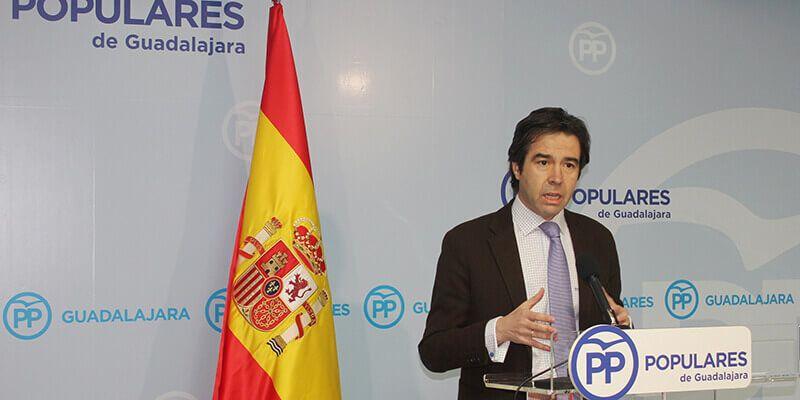 """Robisco """"El mayor desastre político, económico y social que ha habido en Castilla-La Mancha se llama Emiliano García-Page"""""""