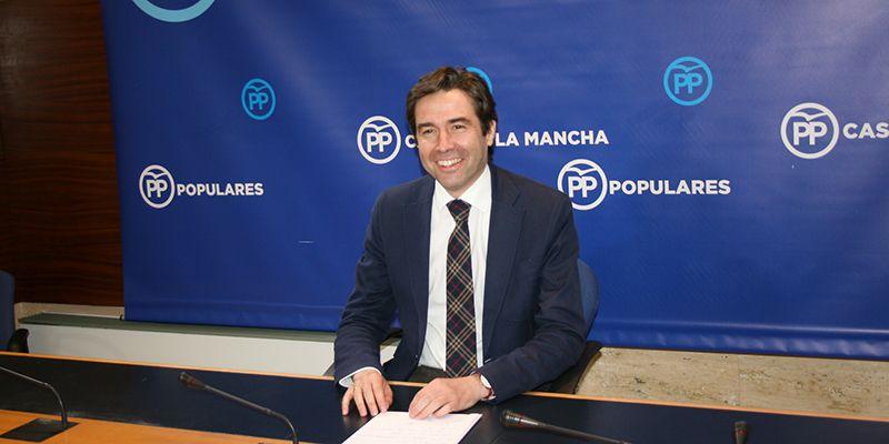 Robisco advierte a Page el PP quiere lo mejor para los ciudadanos con unos presupuestos que bajen los impuestos