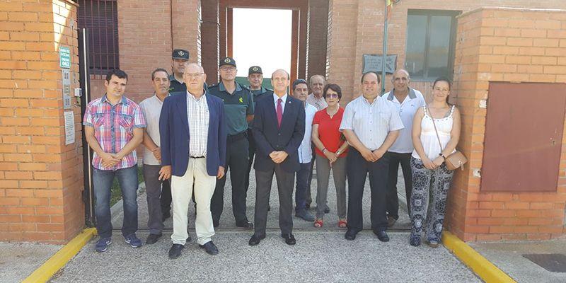 Sánchez Seco destaca la importante reducción de las infracciones penales en Guadalajara