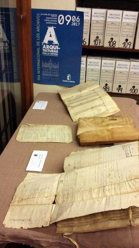 Sigüenza se une a la celebración del Día Internacional de los Archivos