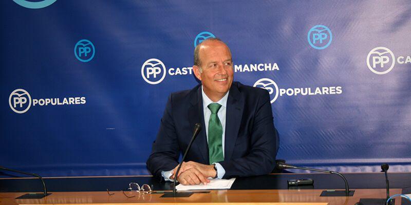 Tortosa denuncia la grave crisis política y social de la región, mientras Page sigue bloqueado y sin dar la cara