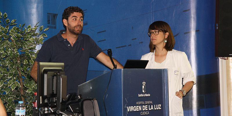 Urgencias y Cardiología presentan en Cuenca a los profesionales sanitarios los avances en diagnóstico y tratamiento de la insuficiencia cardiaca