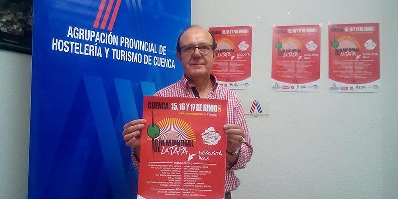 Veintidós establecimientos hosteleros de Cuenca participan en el Día Mundial de la Tapa
