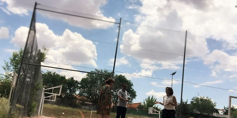 Yolanda Ramírez exige al equipo de gobierno mayor inversión en instalaciones deportivas para El Casar-Mesones