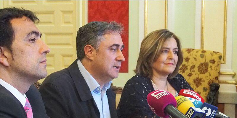 """Mariscal saca pecho """"Cuenca ha recibido el mayor impulso político y económico de las dos últimas legislaturas"""""""
