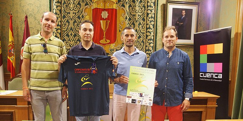Más de 100 deportistas participarán en Cuenca en el Campeonato de España de Squash de Equipos por Clubes