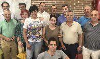 Amando Urrea recibe el cariño de sus compañeros y del Ayuntamiento el día de su jubilación