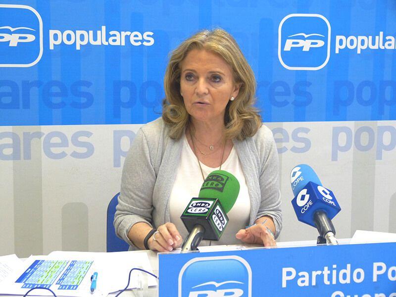 """Bonilla """"Gracias a la fortaleza de la sociedad conquense y a las medidas del Gobierno de Rajoy, Cuenca tiene hoy 8.119 parados menos que en 2013"""""""