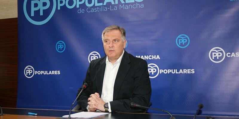 Cañizares alza la voz El PP no está para parches ni maquillajes; lo que defendemos es un cambio radical en las políticas de Page