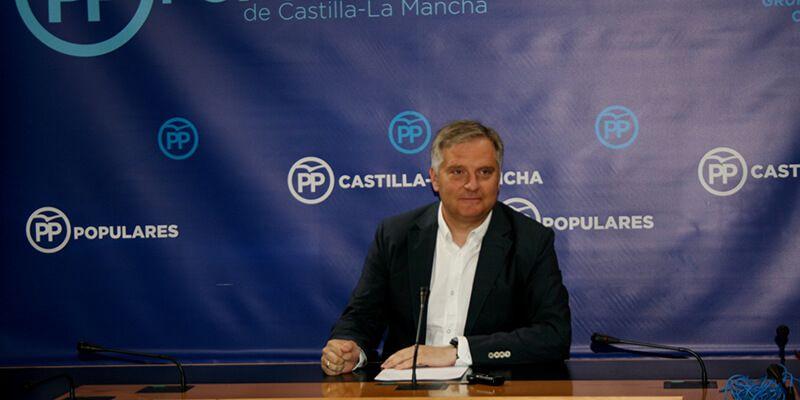 Cañizares pide a Page que si es incapaz de sacar los presupuestos, convoque elecciones y se marche