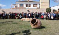 Caja Rural CLM felicita a las cooperativas 'La Paz' y 'La Muela' de Corral de Almaguer por su acuerdo de integración