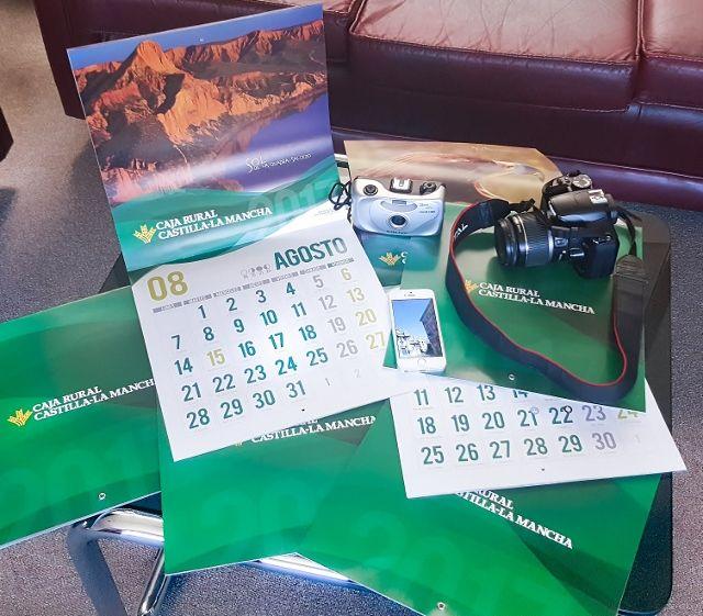 Caja Rural CLM promueve un concurso de fotografía para dar forma al calendario 2018 de la entidad