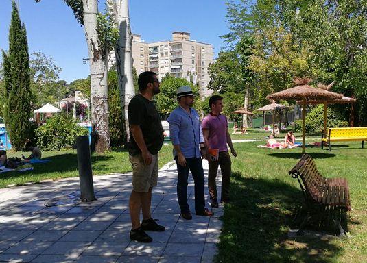Cs Guadalajara solicita un 'impulso más' para que la piscina de San Roque esté a la altura de la ciudad