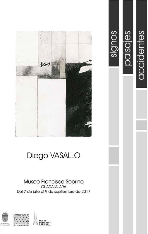 Diego Vasallo, la mitad de Duncan Dhu, expone su obra desde este viernes en el Museo Sobrino
