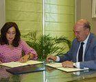 Diputación Provincial y Asociación de la Prensa de Guadalajara renuevan el convenio de colaboración