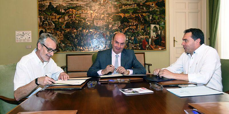 Diputación de Guadalajara destina 100.000 euros al Programa de cobertura de necesidades básicas de Cáritas