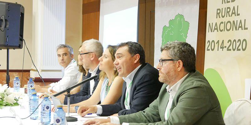 Diputación de Guadalajara participa en la 'Jornada de Ejemplos de Emprendimiento de Mujeres Rurales' en Ciudad Real