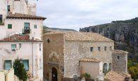 El Ayuntamiento de Cuenca demanda a la Junta un cambio de actitud sobre la iglesia de Santa Cruz y el edificio Iberia