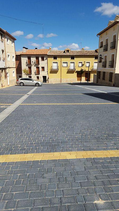 El Ayuntamiento de Pareja culmina el arreglo de la calle de Los Olmos