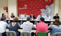 """El PSOE regional muestra su satisfacción por haberse encauzado """"de manera firme"""" la situación que había con los Presupuestos"""