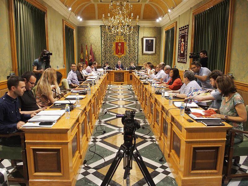 El Pleno aprueba el pago de 629,02 euros a los trabajadores laborales fijos del Ayuntamiento