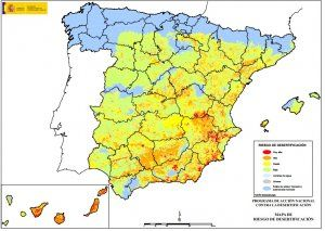 El avance desértico está acabando con la agricultura conquense 2 | Liberal de Castilla