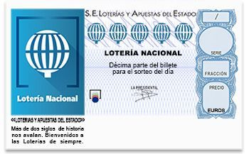 El primer premio de la Lotería Nacional de este sábado deja en Guadalajara un millón de euros
