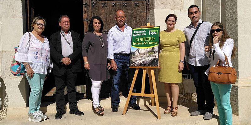 García Casado elogia a la Asociación de Productores de Cordero Serranía de Cuenca por apostar por la calidad diferenciada