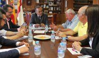 Gregorio aborda con ASAJA el pago de las ayudas de la PAC y la sobrepoblación de especies cinegéticas en Castilla-La Mancha