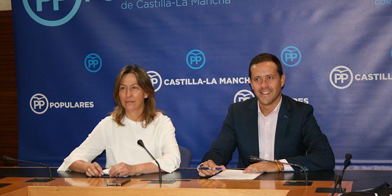 Guarinos señala que Castilla-La Mancha no puede convertirse en el experimento de Page y Podemos para mantenerse en el sillón a cualquier precio