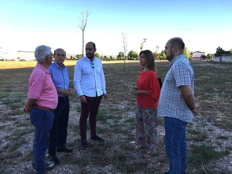 Guarinos se implica de lleno en la campaña 'Pueblo a Pueblo' del Partido Popular