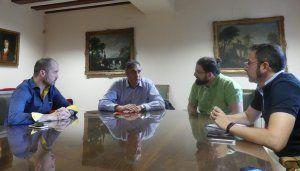 HC Hostelería de Cuenca y el Ayuntamiento estudian alternativas para mejorar el turismo de la ciudad
