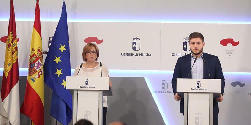 La Junta asegura que el Sistema de Dependencia de Castilla-La Mancha incorpora ahora 18 beneficiarios al día