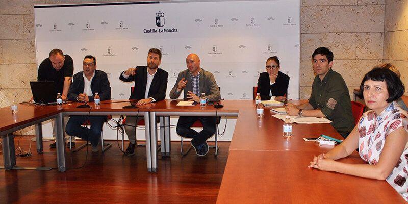 La Junta inicia el desarrollo del visor del mapa cartográfico de Servicios Sociales de Castilla-La Mancha