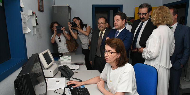 La Junta responde al PP Los pacientes de Medicina Nuclear de Guadalajara se someterán a una nueva sesión de tratamiento cada tres semanas