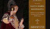 La V. H. del Santísimo Cristo de la Luz celebra este sábado su Función en honor a María Magdalena