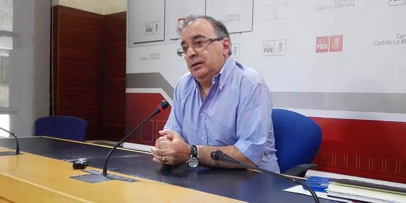 """Mora """"C-LM está por encima del PP, PSOE y de Podemos y por eso hay que hacer un esfuerzo por sacar adelante los presupuestos"""""""