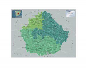 La provincia de Cuenca en la actualidad