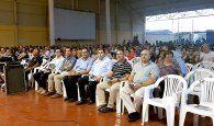 Prieto resalta el esfuerzo del Grupo Caño Gordo por recuperar nuestras tradiciones con su Festival de Folclore Ciudad de Tarancón