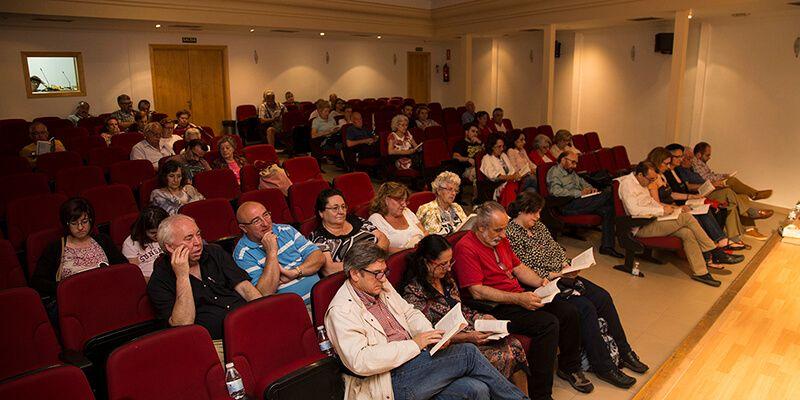 """Trillo celebra una multitudinaria lectura pública de 'Viaje a la Alcarria', """"el libro al que tanto debemos"""""""