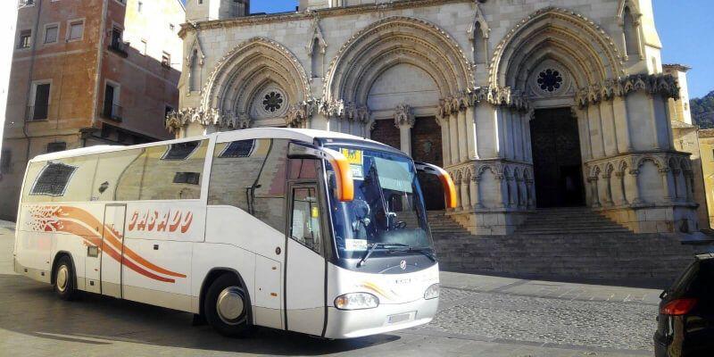 UGT Cuenca rechaza rotundamente la supresión de líneas de viajeros en la provincia
