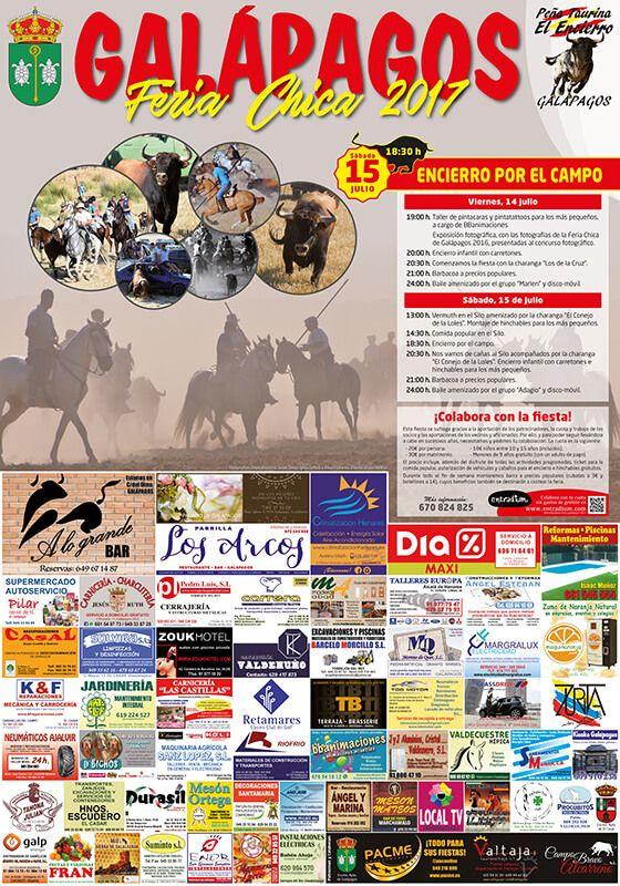 V aniversario de la Feria Chica de Galápagos