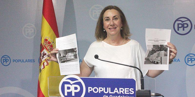 """Valmaña denuncia que Page considere ahora """"ideal"""" un pacto con Podemos """"que hace solo unos meses le parecía repugnante"""""""