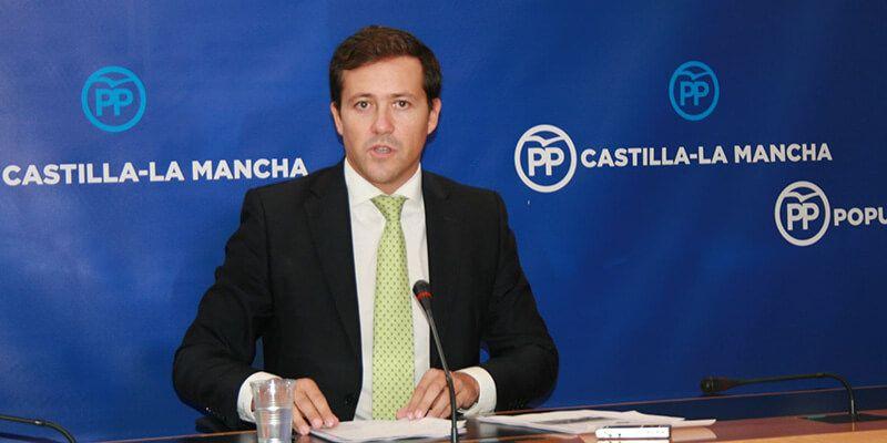 """Velázquez denuncia el """"caos sanitario"""" por el que atraviesa la sanidad de Castilla-La Mancha por culpa del gobierno de Page y Podemos"""