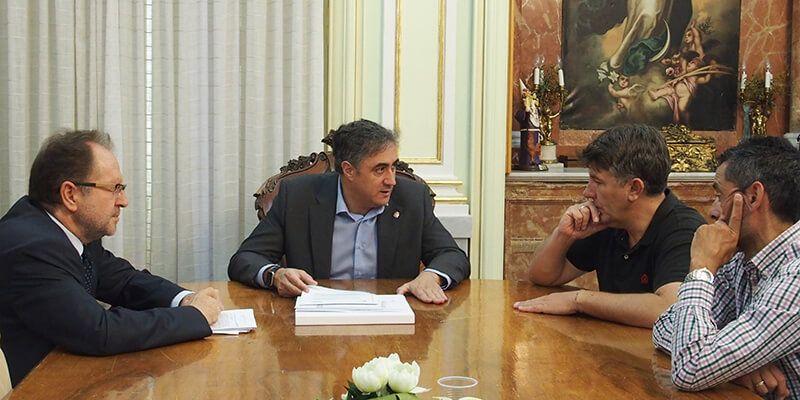 El convenio entre el Consejo Superior de Deportes y el Ayuntamiento para las obras de la Fuensanta recibe el visto bueno de la Abogacía del Estado