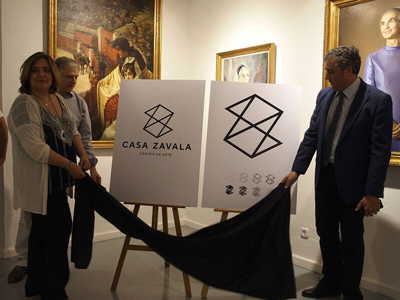 La exposición 'Legado' reúne 75 obras del Patrimonio municipal para la reapertura de la Casa Zavala