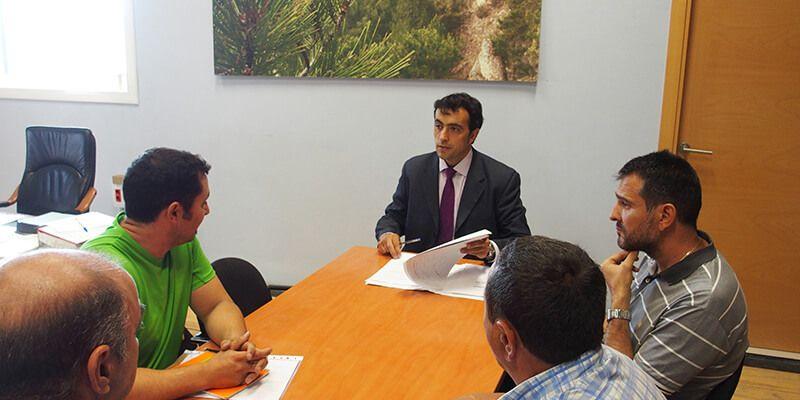 Acuerdo de una subida salarial del 1% para los trabajadores de la Fábrica de Maderas de Cuenca